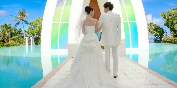 結婚當然要海外行