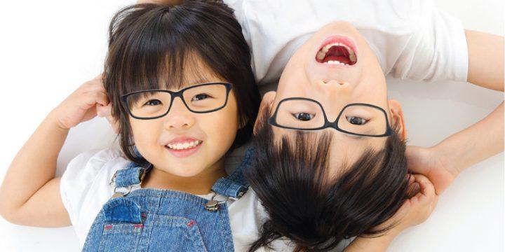 兒童近視驗配眼鏡首選hoya品牌