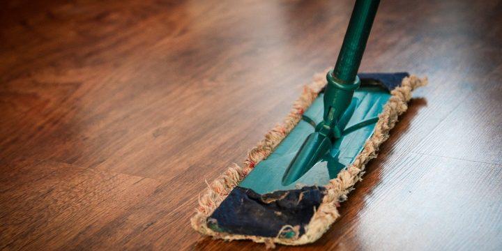 地板清潔對人體健康很重要