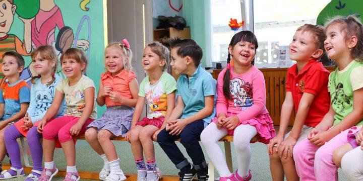 Playgroup和國際幼兒園在港島都很受歡迎