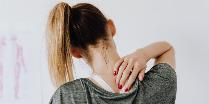頸痛可大可小 頸痛舒緩需要做幾個動作